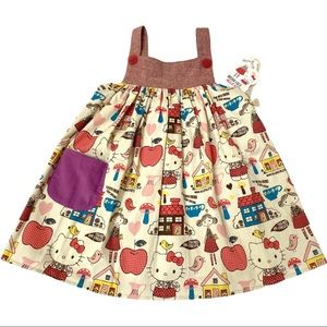 Misha LuLu Hello Kitty Jumper 4 NWT